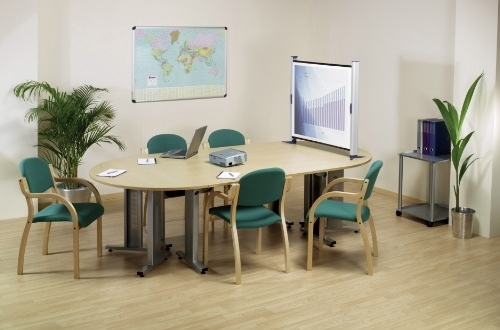 Abbey Sun Meeting Room Tables