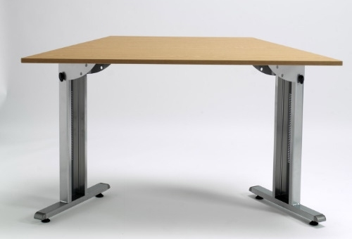 Abbey Sun Meeting Room Tables - Trapezoid