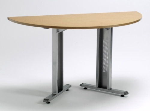 Abbey Sun Meeting Room Tables - Semi-Circle