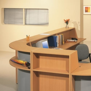 Abbey Office Supplies Furniture - Reception - Abbey Bienvenue