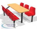 Fast Food, Canteen and Restaurant Furniture and Seating Systems
