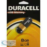 DURACELL Flash Drive USB Memory Stick 8GB