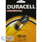 DURACELL Flash Drive USB Memory Stick 16GB