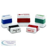AOSS10011 - Customized Self Inking Stamps