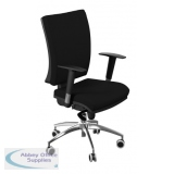 0.G3 Stylish Operators Chair - With Arms