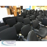 Office Chairs Ex Showroom Stock