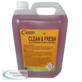 Cleanfast Clean and Fresh Multi-Purpose Cleaner and Sanitizer 5 ltr