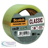 Scotch Classic 50mmx50m Clear Packaging Tape CL.5050.S.T