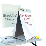 Post-it Super Sticky Table Top Easel Pad/Dry Erase Board 563-D3