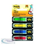 Post-it Assorted Index Arrows Standard (Pack 4x24) 684-ARR3