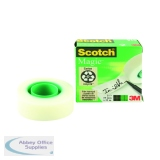 Scotch Clear Magic Tape 19mm x 33m 8101933