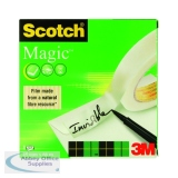 Scotch Magic Tape 25mmx66m 8102566