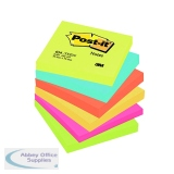Post-it Notes 76 x 76mm Energy Colours (6 Pack) 654TF