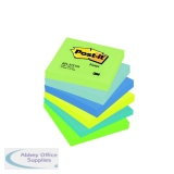 Post-it Notes 76 x 76mm Dream Colours (6 Pack) 654MT