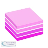 Post-it Notes Colour Cube 76 x 76mm Pastel Pink 2028P