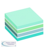 Post-it Notes Colour Cube 76 x 76mm Pastel Blue 2028B