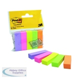 Post-it Assorted Page Markers (500 Pack) 670-5