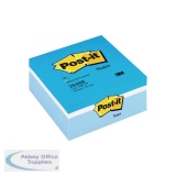 Post-it Note Colour Cube 76 x 76mm Blue 400 Sheets 2040B