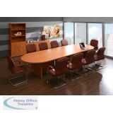 Abbey Cherry Conference Table