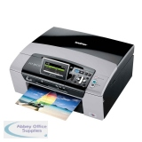 WIRELESS - Colour Inkjet Copier, printer, scanner, photocapture centre & Network Ready - Flatbed