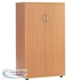 Medium High Cupboard With Doors