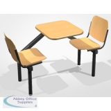 Fast Food Seating 2 Seater Windsor