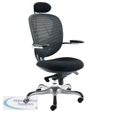 Abbey Racquet Executive Office Chair
