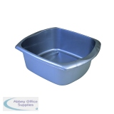 Addis Rectangular Washing Up Bowl 9.5 Litre 9603MET