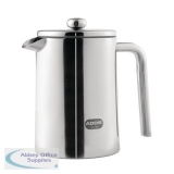 Addis 1.2 Litre Stainless Steel Cafetiere 517471