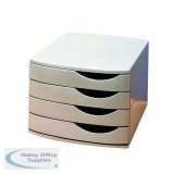 4 Drawer Desktop Drawer Sets
