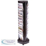 Alba A4 Rotary 39 Compartment Mobile Display Unit DDTOWER