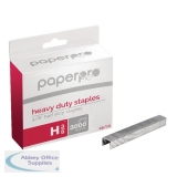 Paperpro Staples High Capacity 25/10 (3000 Pack) 1962