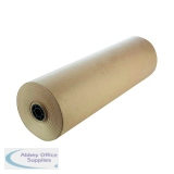 Strong Imitation Kraft Paper Roll 500mm x 300m 70gsm Brown 70015