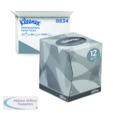 Kleenex Facial Tissues Cube 90 Sheets (12 Pack) 8834