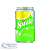 Sprite Zero Cans 330ml (24 Pack) 100244