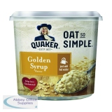 Oat So Simple Golden Syrup Pot 57g (8 pack) 121256