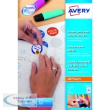 Avery Create Your Own Reward Stickers Round 40mm (192 Pack) E3613