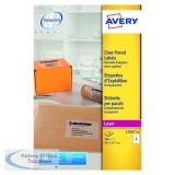 Avery Laser Parcel Label 99.1x67.7mm 8 Per Sheet Clear (200 Pack) L7565-25