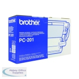 Brother Thermal Transfer Ribbon Cartridge PC201