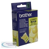 Brother MFC-890/MFC-580/MFC-590 Inkjet Cartridge Yellow LC-600Y