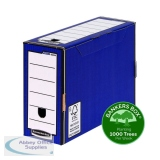 Bankers Box Blue Premium Transfer Files (10 Pack) 0005902