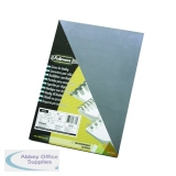 Fellowes Transpsarent Plastic Covers 150 Micron (100 Pack) 5376001
