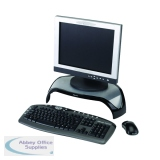 Fellowes Smart Suites Monitor Riser Black/Silver 8020101