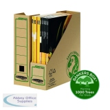 Bankers Box Earth Series Magazine File Brown (20 Pack) 4470001
