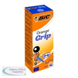 Bic Blue Grip Ballpoint Pen (20 Pack) 811926