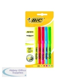 Bic Brite Liner Highlighters Assorted (5 Pack) 893133