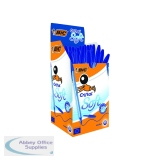 Bic Cristal Soft Ballpoint Pen Medium Blue (50 Pack) 951434
