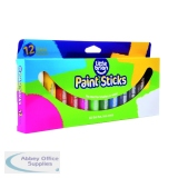 Little Brian Paint Sticks Assorted (12 Pack) LBPS10CA12