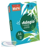 Adagio Intense Deep Blue A4 Coloured Card 160gsm (250 Pack) 201.122
