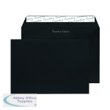 C5 Wallet Envelope Peel and Seal 120gsm Jet Black (250 Pack) 314